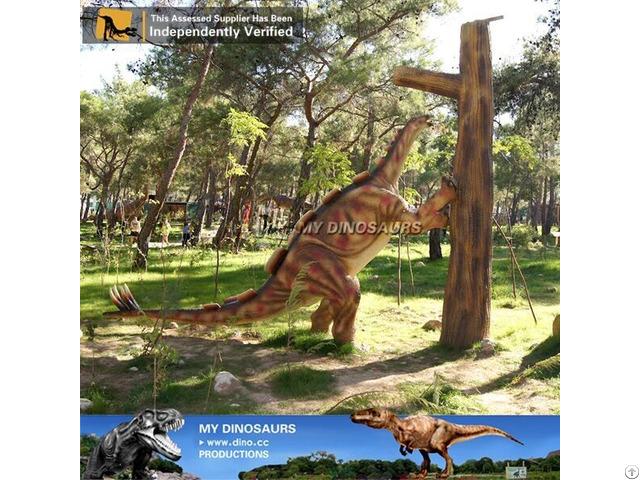 My Dino Mechanical Dinosaur Stegosaurus For Amusement Park