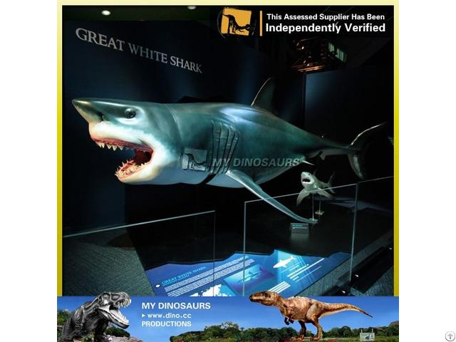 My Dino Animatronic Animal Shark Model For Park