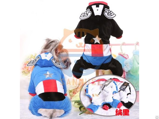 Pet Winter And Autumn Dog Clothes 38
