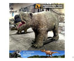 My Dino Animatronic Animal Diprotodon Life Size
