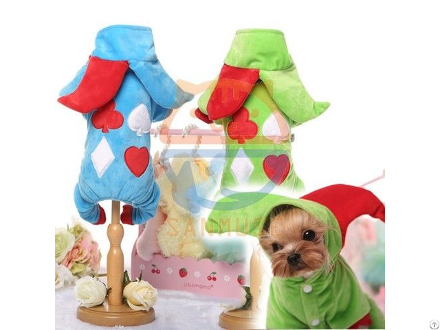 Pet Winter And Autumn Clothes36
