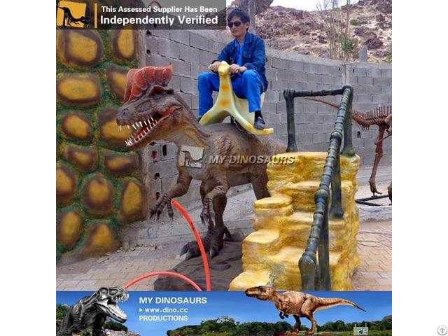 My Dino Electronic Game Animatronic Dinosaur Amusement Rides