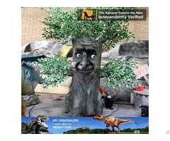 My Dino Life Size Animatronic Talking Tree