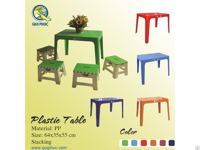 Plastic Tables Vietnam