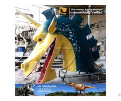 My Dino Fiberglass Dragon Head