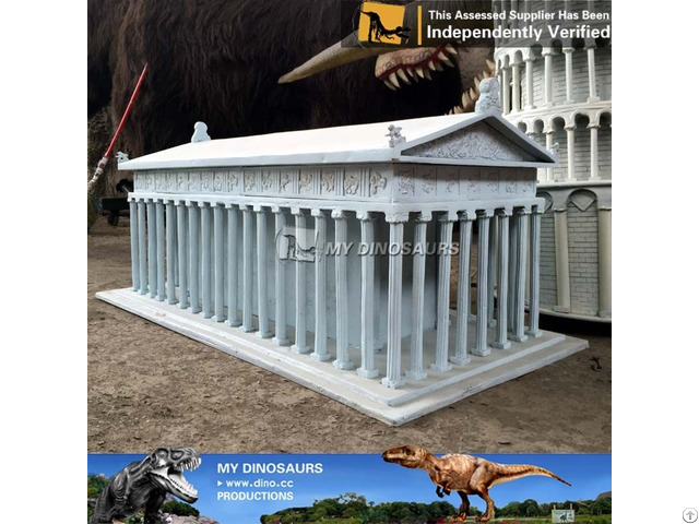 My Dino Mini World Greece Parthnon