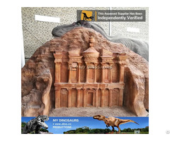 My Dino World Mini Famous Building Petra Door