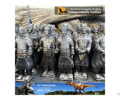 My Dino Mini 3d World Famous Building Terra Cotta Warriors