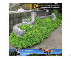 My Dino Mini World 3d Miniature Building The Great Wall