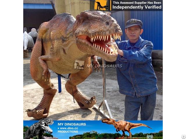 My Dino Lifelike Adult Dinosaur Costume