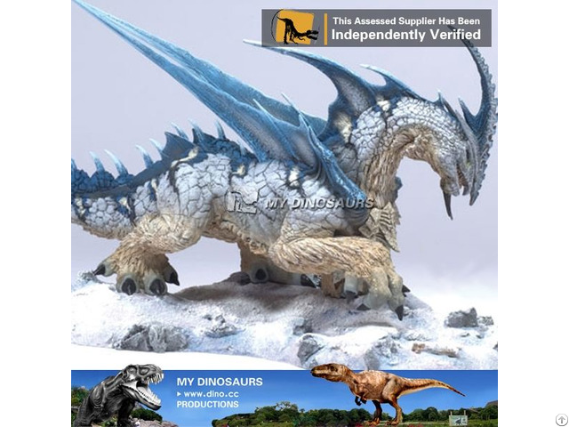 My Dino Animatronic Life Size Dragon Statues