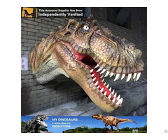 My Dino Animatronic Dinosaur Head