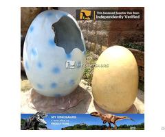 My Dino Fiberglass Dinosaur Eggs