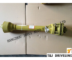 Pto Shaft With Clutch For Agricultural Machinery