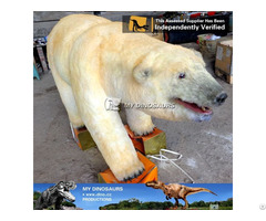 My Dino Animatronic Polar Bear