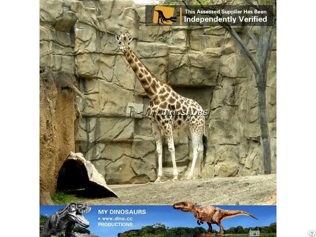My Dino Animatronic Animal Giraffe