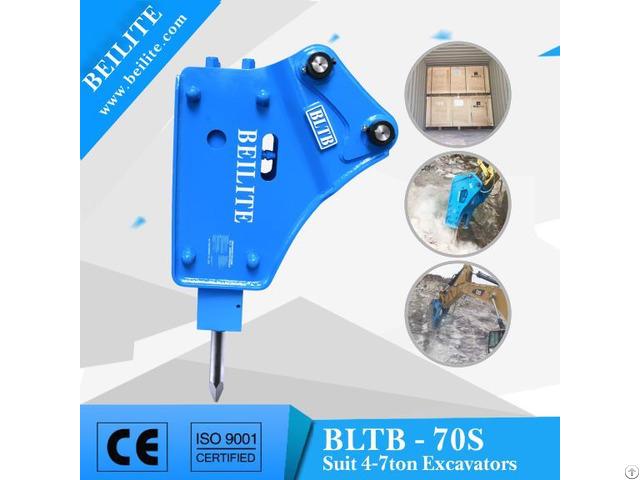 Bltb70 Hydraulic Hammer Breaker For Excavator