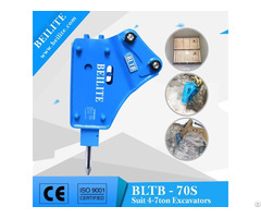 Bltb70 Hydraulic Hammer Breaker For Excavator