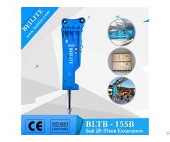 Bltb155 Top Type Hydraulic Hammer Breaker For Excavator