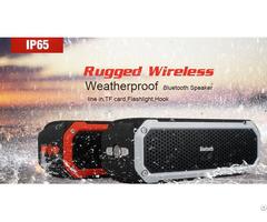 Wireless Waterproof Bluetooth Speaker