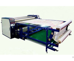 Roller T Shirt Heat Press Transfer Machine For Fashion Toys Bags Shoes Printing In Dongguan