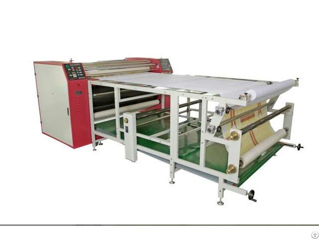 Digital Textile Garment Pneumatic Heat Rosin Press Transfer Sublimation Printing Machine