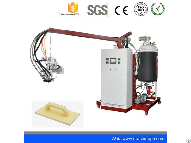 Automatic Low Pressure Pu Polyurethane Foam Filling Forming Machine For Baseball