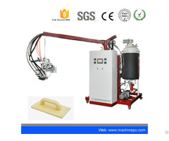 Automatic Low Pressure Pu Polyurethane Foam Filling Forming Machine For Baseball