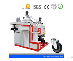 Low Price Polyurethane Pu Elastomer Casting Machine For Absorber