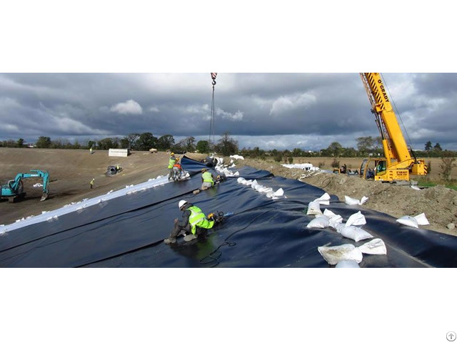 Ldpe Geomembrane Products