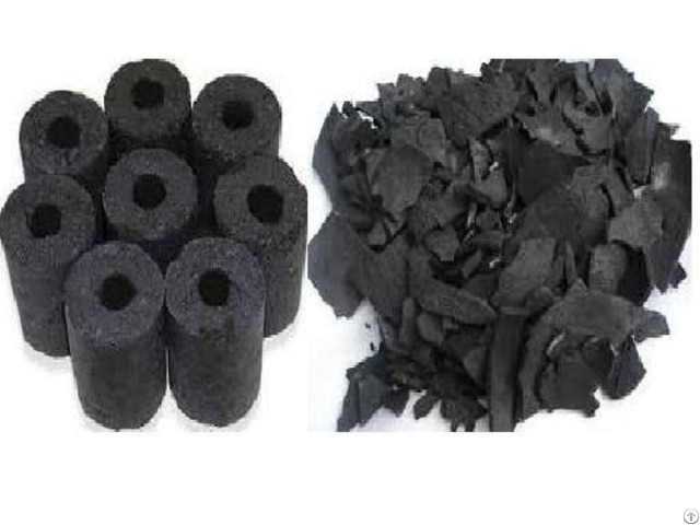Coconut Shell Charcoal Briquette Cube For Shisha