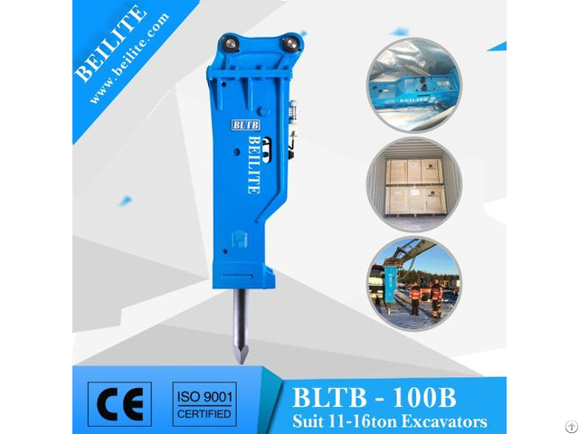 Bltb 100 Base Price Box Type Hydraulic Rock Hammer