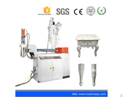 Abs Plastic Injection Blow Molding Machine For Sofa Legs Making