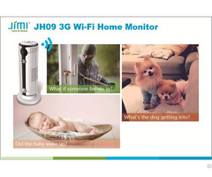 Jh09 3g Wi Fi Home Security Alarm Camera System