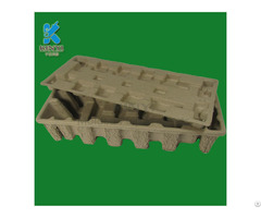 Cheap Price Paper Pulp Molded Electronic Shipping Packaging Container