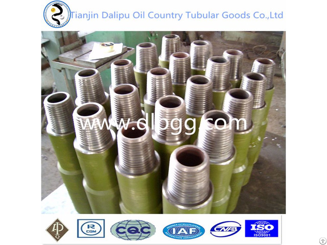 Api Circulating Cross Over Sub Oil Drilling Rig Equipment Tool