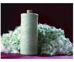 Bio Soluble Aes Fiber Yarn