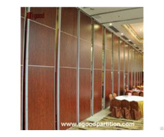 Acousitc Movable Partition Wall