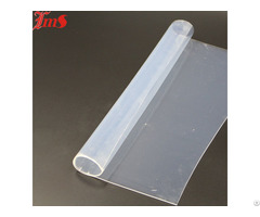 Specifications Of Density High Transparent Silicone Rubber Sheet In Roll