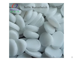 Baso4 Filler Masterbatch