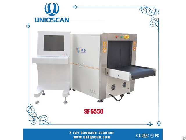 X Ray Baggage Scanners Sf6550