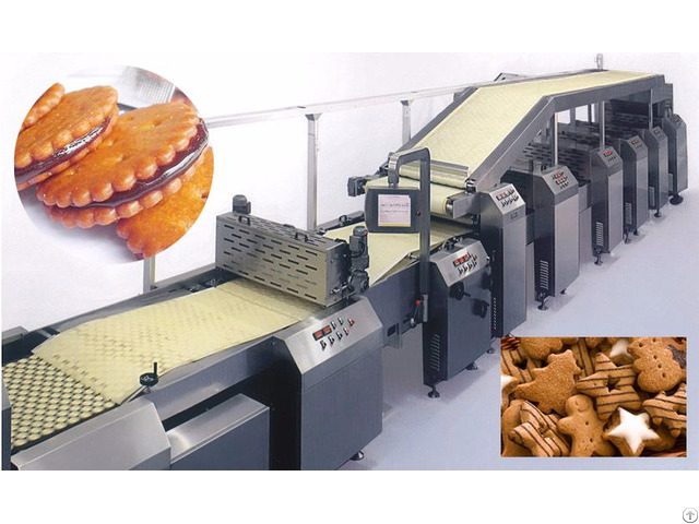 Biscuit Wafer Production Line