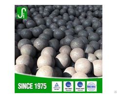 Grinding Ball For Mill In Mineral Processing And Cement Plant