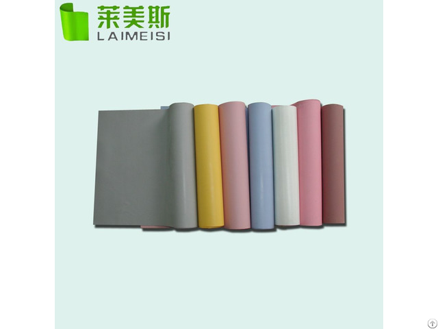 High Temp Anti Slip Heat Conductive Cheap Silicone Rubber Sheet