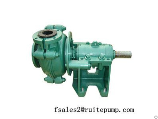 Made In China Hot Sale Rubber Open Impeller For Slurry Pump