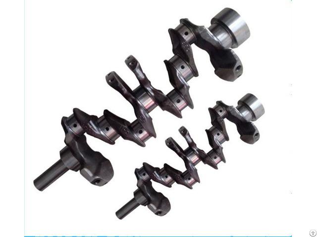 Crankshaft And Camshaft Manufacture