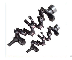 Crankshaft And Camshaft Manufacture