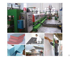 Co2 Xps Foam Board Production Line