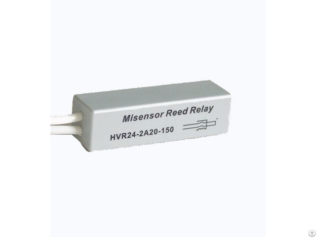 High Voltage Reed Relays