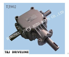 Agriculture Worm Gearbox For Tj902